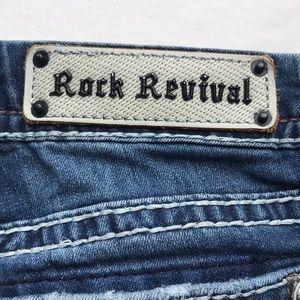 Rock Revival Jeans - Rock Revival Royal Boot size 25